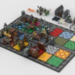 LEGO Ideas Heroquest Entwurf (12)