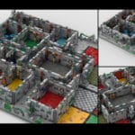 LEGO Ideas Heroquest Entwurf (2)