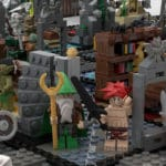 LEGO Ideas Heroquest Entwurf (8)