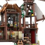 LEGO Ideas Mountain Windmill 4