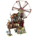 LEGO Ideas Mountain Windmill 5
