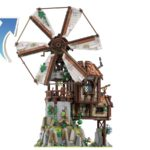 LEGO Ideas Mountain Windmill 7