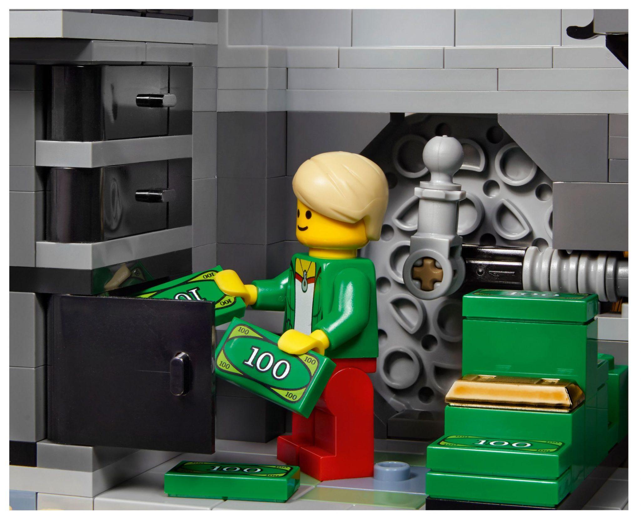 LEGO Ideas Paywall