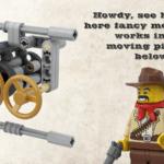 LEGO Ideas Sheriff Safe (10)