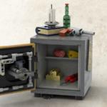 LEGO Ideas Sheriff Safe (2)