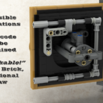 LEGO Ideas Sheriff Safe (3)