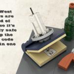 LEGO Ideas Sheriff Safe (5)