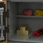 LEGO Ideas Sheriff Safe (6)