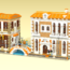 LEGO Ideas Venetian House