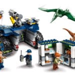 LEGO Jurassic World 75940 Gallimimus And Pteranodon Breakout 6