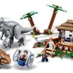 LEGO Jurassic World 75941 Indominus Rex Vs. Ankylosaurus 8