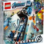 LEGO Marvel 76166 Avengers Tower Battle 2