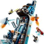 LEGO Marvel 76166 Avengers Tower Battle 5
