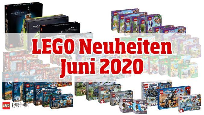 LEGO Neuheiten Juni 2020