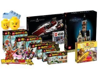 LEGO Neuheiten Mai 2020