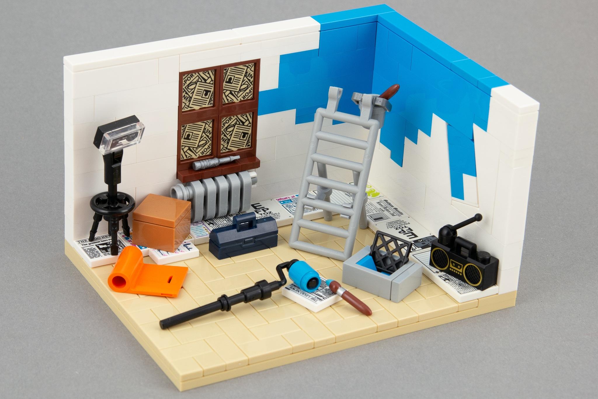 LEGO Renovierung Moc (1)