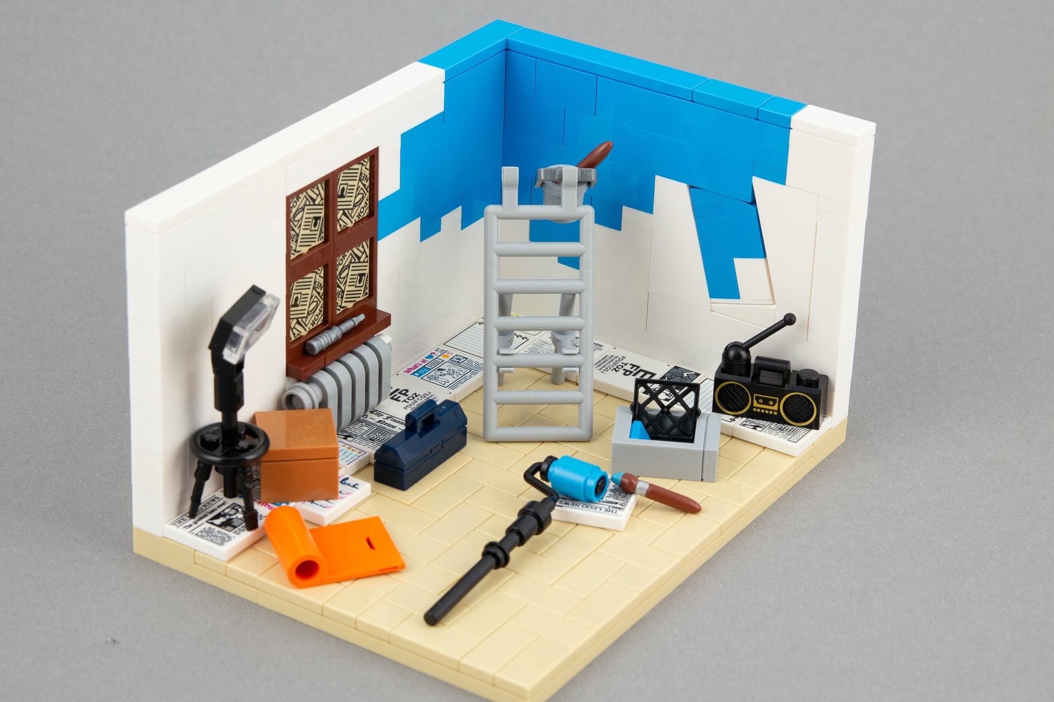 LEGO Renovierung Moc (2)