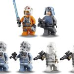LEGO Star War 75288 AT-AT Minifiguren