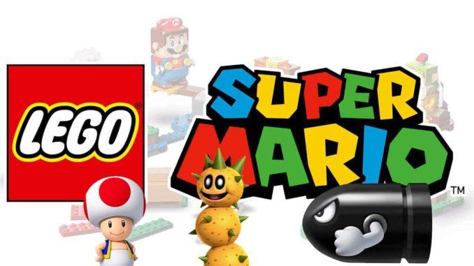LEGO Super Mario Setnamen