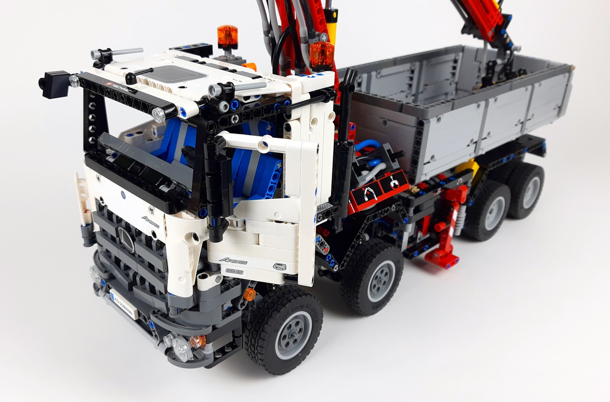 LEGO Technic 42043 Mercedes Benz Arocs Türen