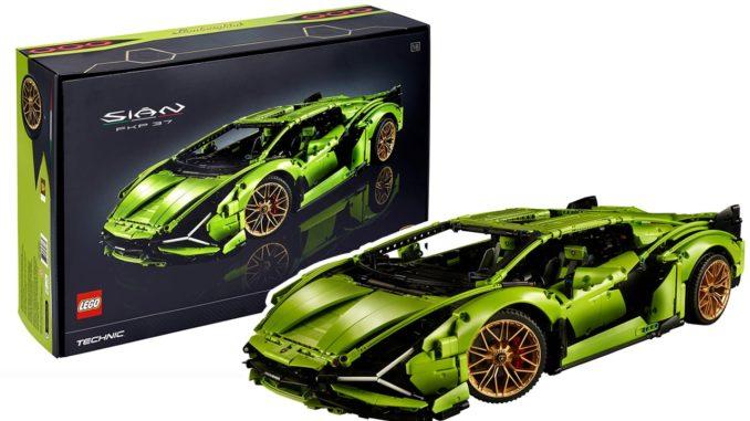 LEGO Technic 42115 Lamborghini Sian