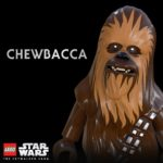 LEGO The Skywalker Saga Charakter Poster Chewbacca