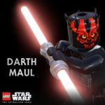 LEGO The Skywalker Saga Charakter Poster Darth Maul
