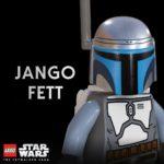 LEGO The Skywalker Saga Charakter Poster Jango Fett
