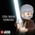 LEGO The Skywalker Saga Charakter Poster Obi-Wan Kenobi