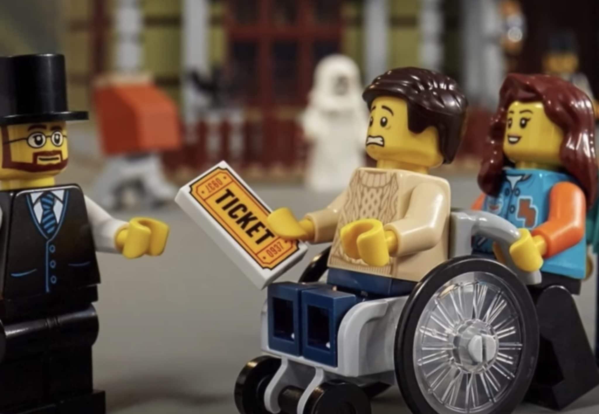 LEGO Ticket 0937