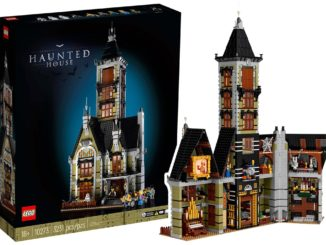 LEGO10273 Haunted House