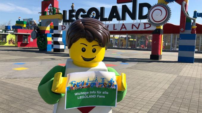 LEGOLAND Deutschland Eroeffnung