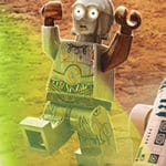 The Skawalker Saga C3po Minifigur
