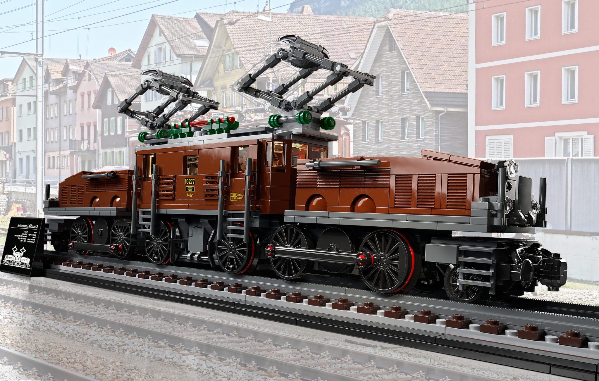 LEGO 10277 Original Vergleich 1