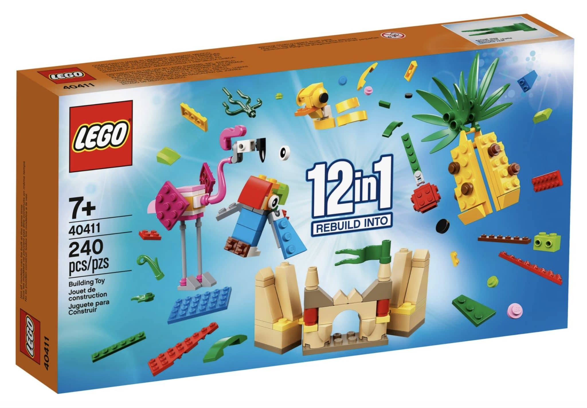 LEGO 40411 12 In 1 Summer Fun 10