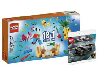 LEGO 40411 Aktionsstart