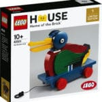 LEGO 40501 Wooden Duck Box