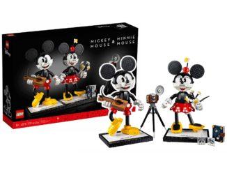 LEGO 43179 Minnie Mickey