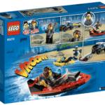 LEGO 60272 Elite Police Boat Transport 2