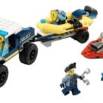 LEGO 60272 Elite Police Boat Transport 3