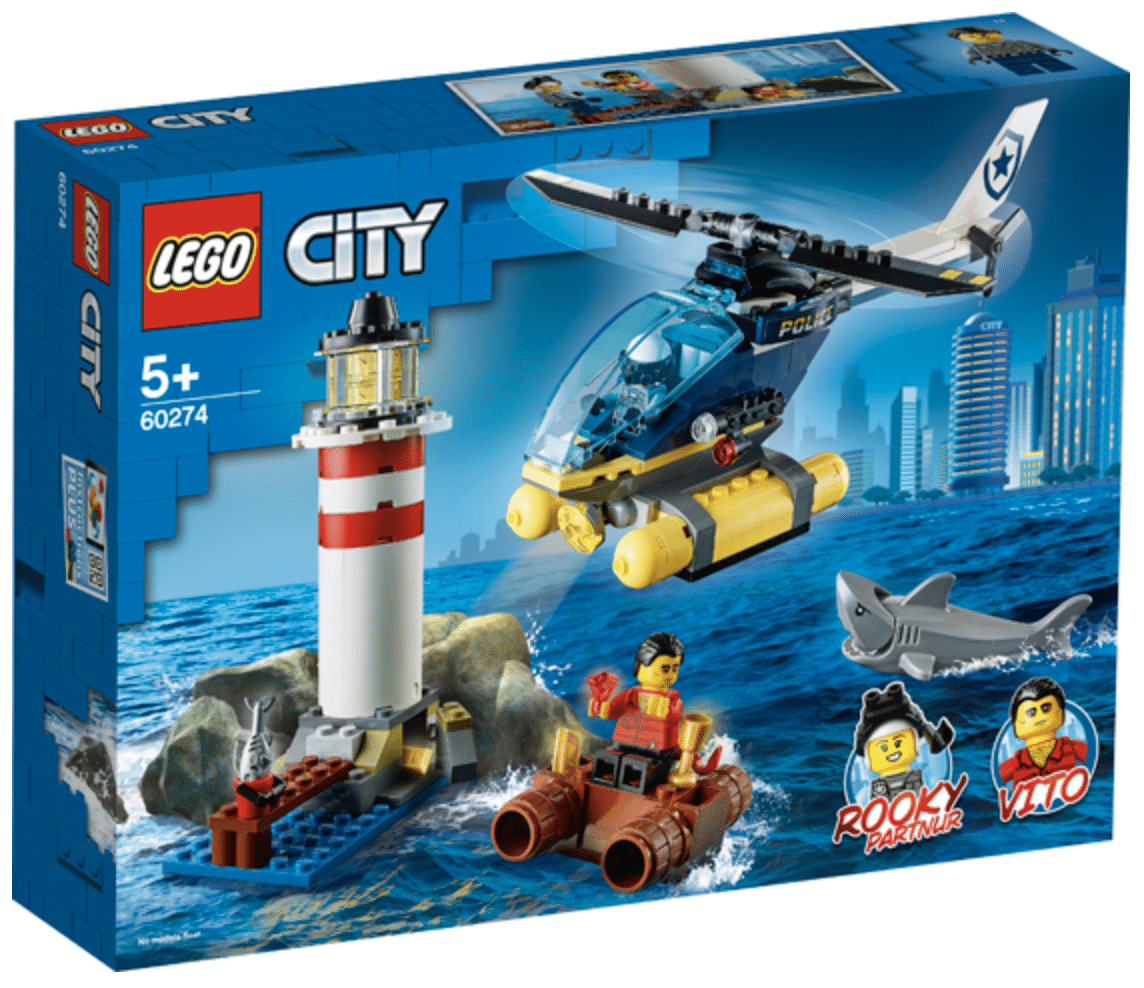 LEGO 60274 Elite Police Lighthouse Capture 1
