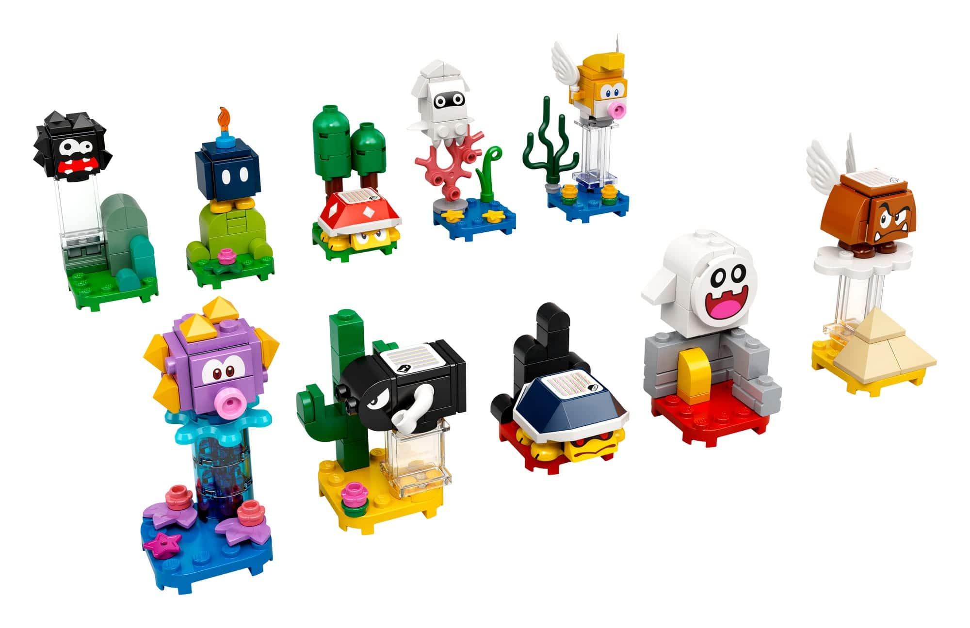 LEGO 71361 LEGO Super Mario Mario Charaktere Serie 1