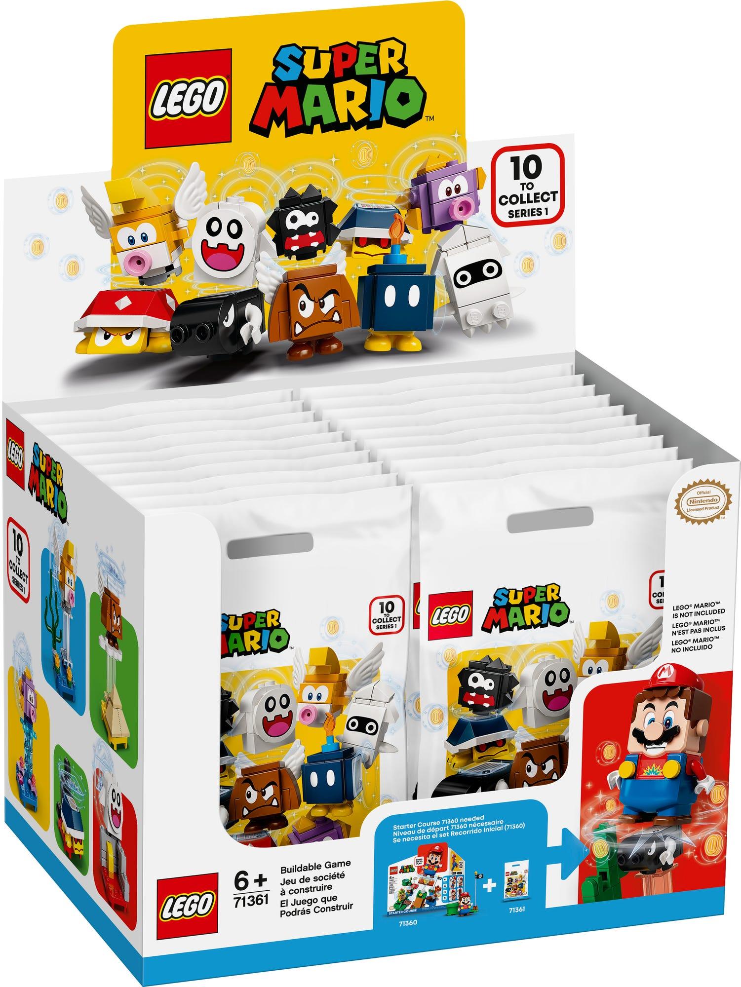 LEGO 71361 LEGO Super Mario Mario Charaktere Serie 3