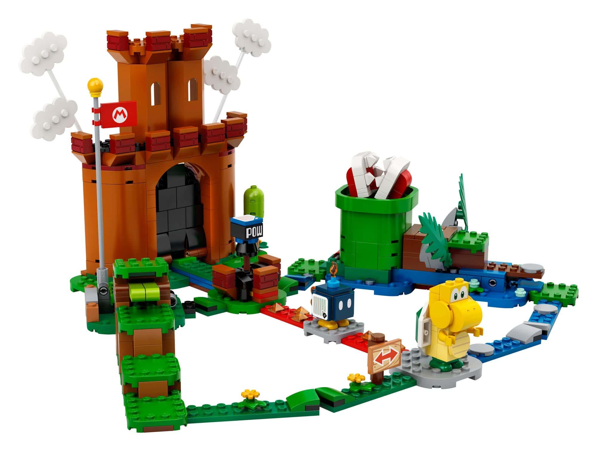 LEGO 71362 LEGO Super Mario Bewachte Festung Erweiterungsset 1