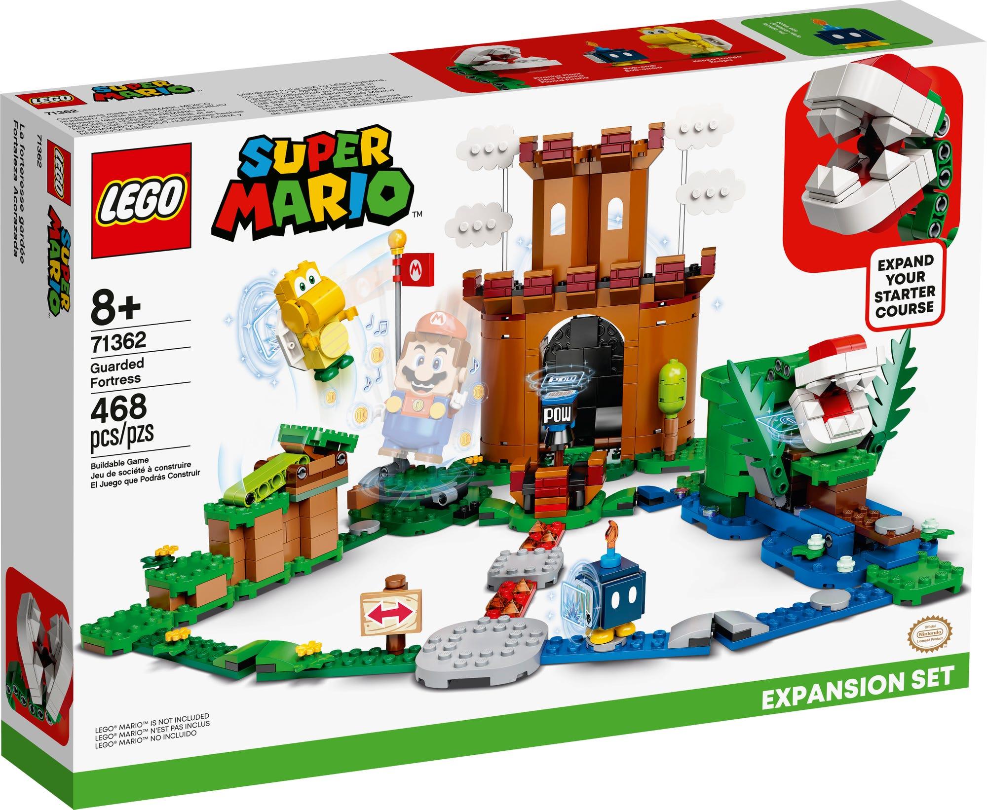 LEGO 71362 LEGO Super Mario Bewachte Festung Erweiterungsset 2