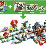 LEGO 71362 LEGO Super Mario Bewachte Festung Erweiterungsset 5