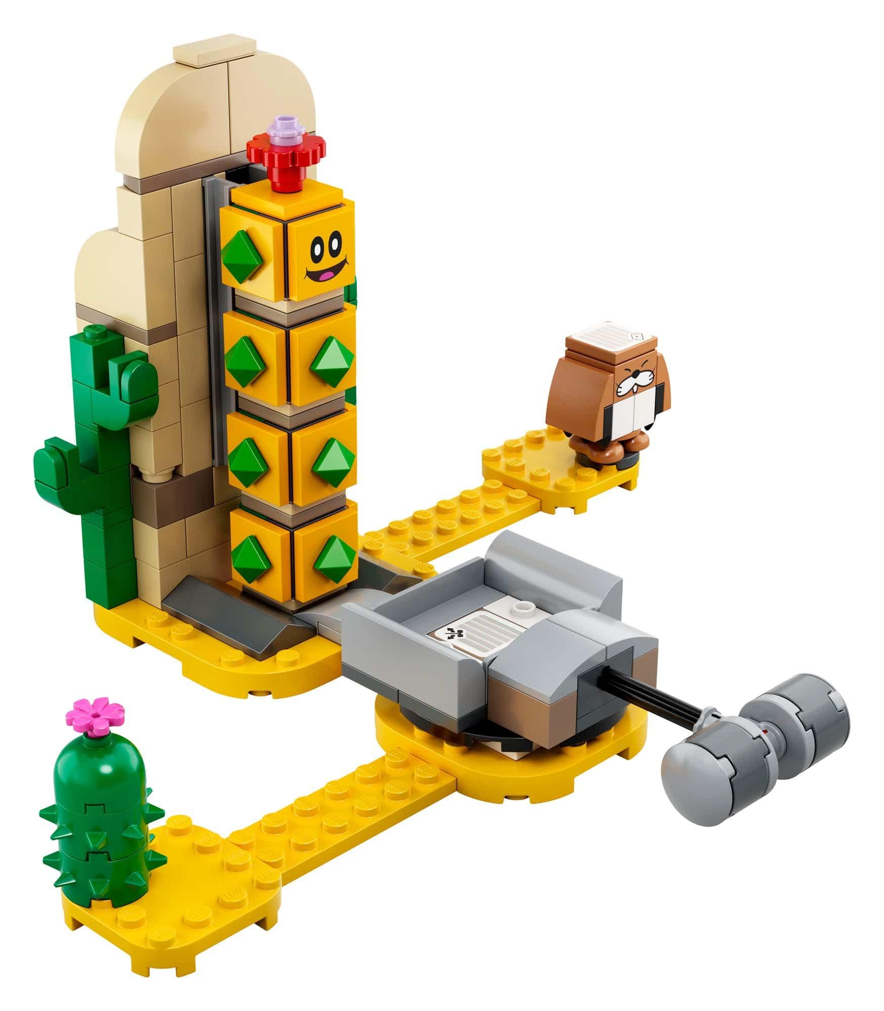LEGO 71363 LEGO Super Mario W Sten Pokey Erweiterungsset 1