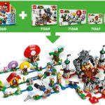 LEGO 71363 LEGO Super Mario W Sten Pokey Erweiterungsset 5