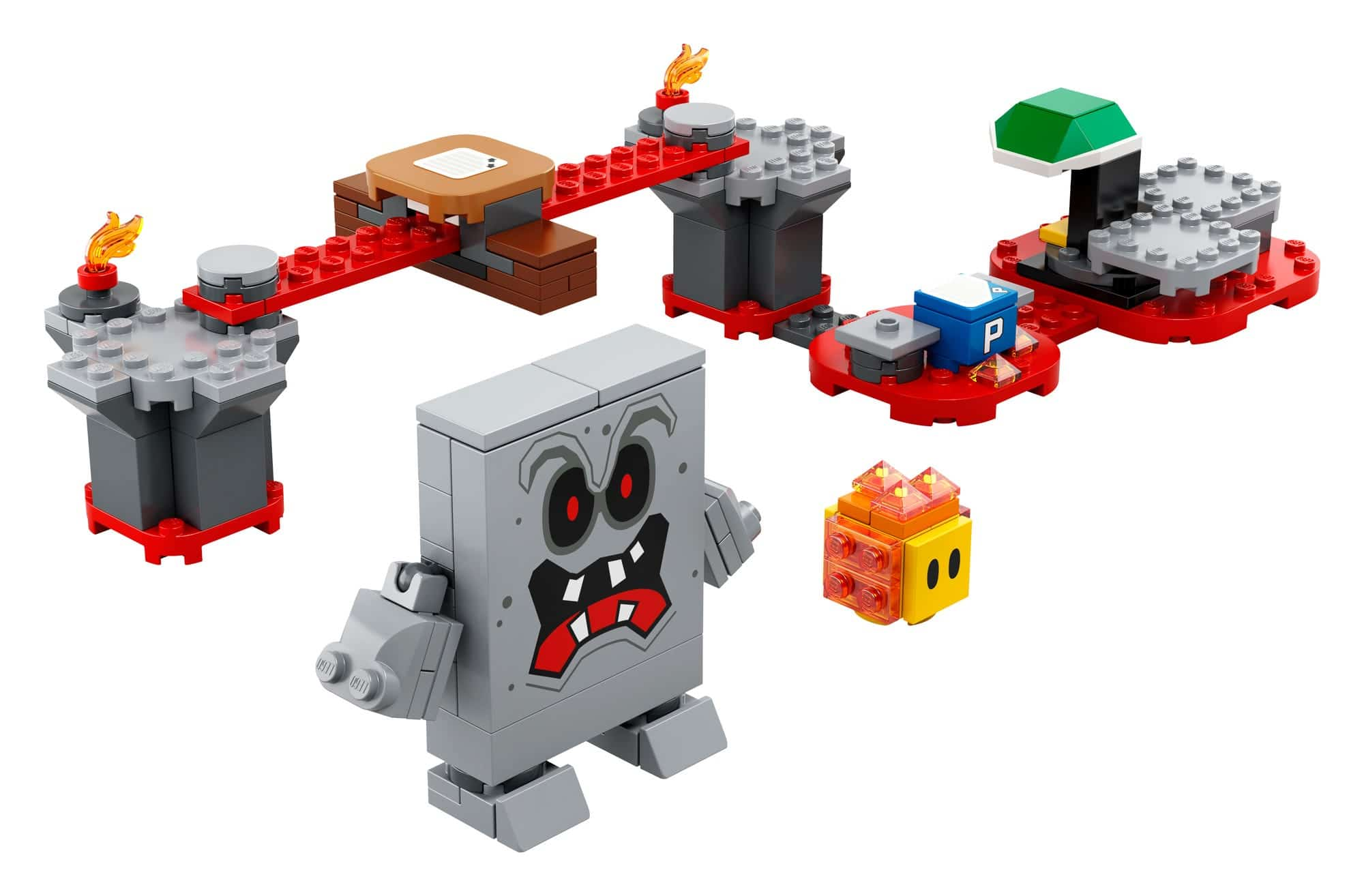 LEGO 71364 LEGO Super Mario Wummps Lava Rger Erweiterungsset 1