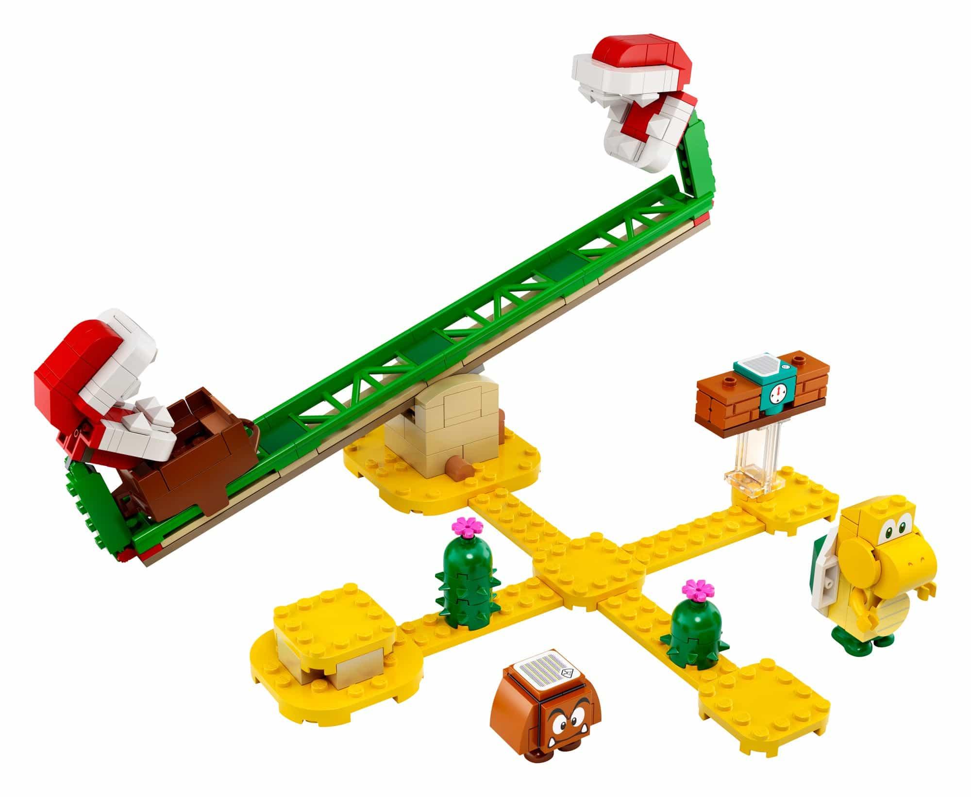LEGO 71365 LEGO Super Mario Piranha Pflanze Powerwippe Erweiterungsset 1